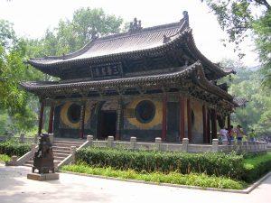 Temple in China; photo courtesy of Steve Will, WAL Advisor
