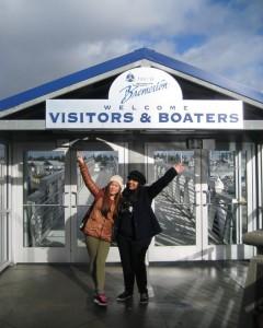 Debbie pic Bremerton trip 1.16.16