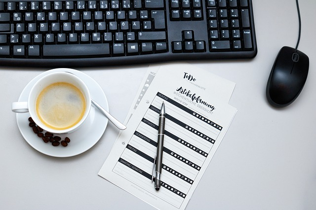 Coffee Computer Internet Digital